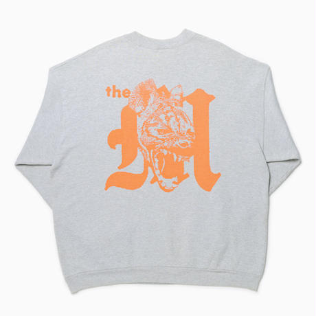 HYENA CREWNECK  [Used crewneck sweat]