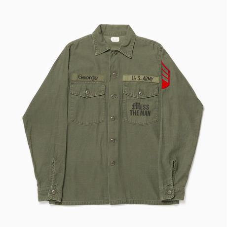 HYENA SHIRT [Used military shirt]