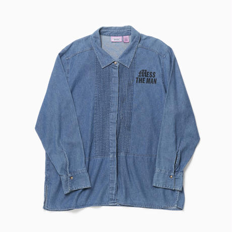 HYENA SHIRT [Used denim shirt]