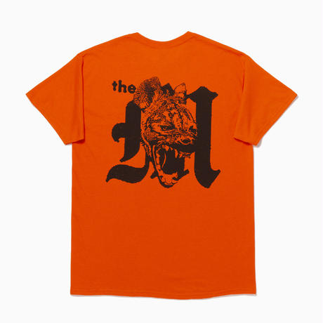 HYENA TEE [Orange]