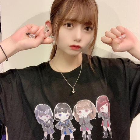 【メタモル!!!】数量限定-転生-Tシャツ
