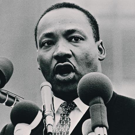 Martin Luther King Jr  MA-1 JKT