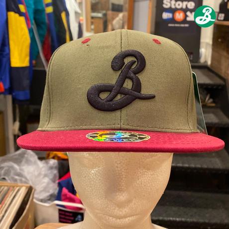 BROOKLYN BREWERY SNAP BACK  CAP