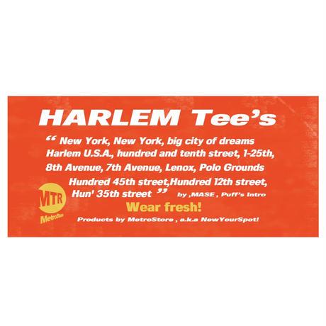 HARLEM  Tee's 緑