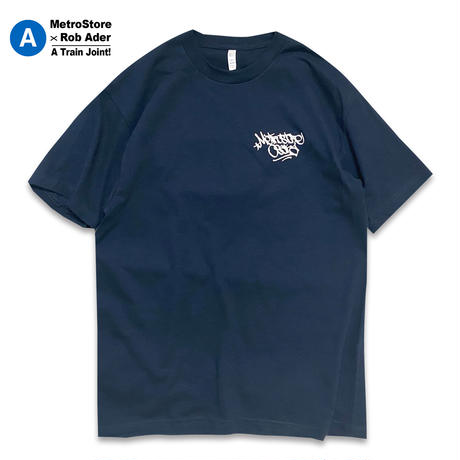 A Train Joint!  MetroStore×Rob Ader