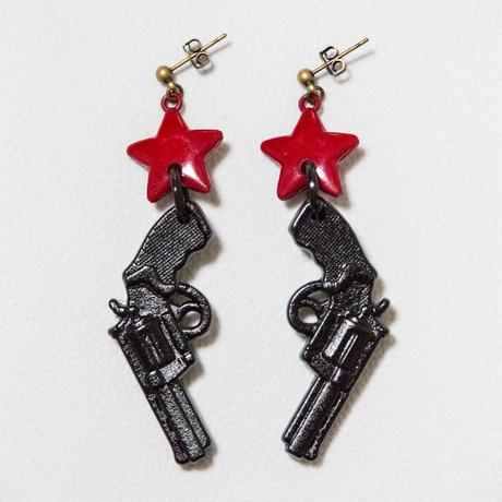 pierce & earring pistol