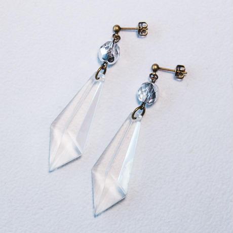 pierce & earring crystal