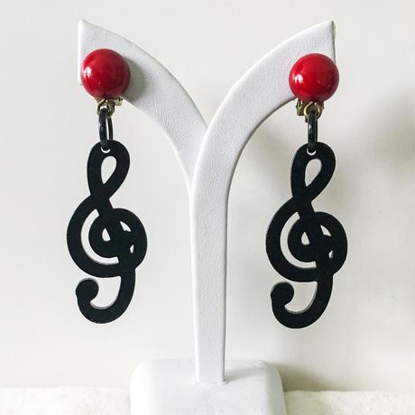 pierce & earring note