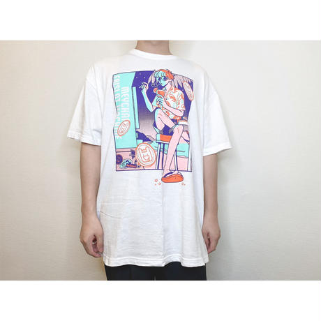 BIG Tシャツ(ホワイト)