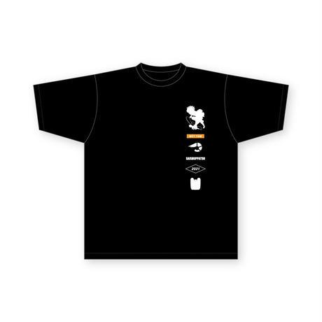 <通販限定> めいふぁみTシャツ(再出発)【発送予定:2021年9月下旬〜2021年10月上旬頃】