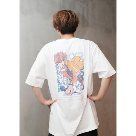全力めいちゃんTシャツ【発送予定:2021年9月下旬〜2021年10月上旬頃】