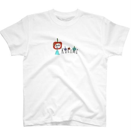 りんごちゃん Tシャツ
