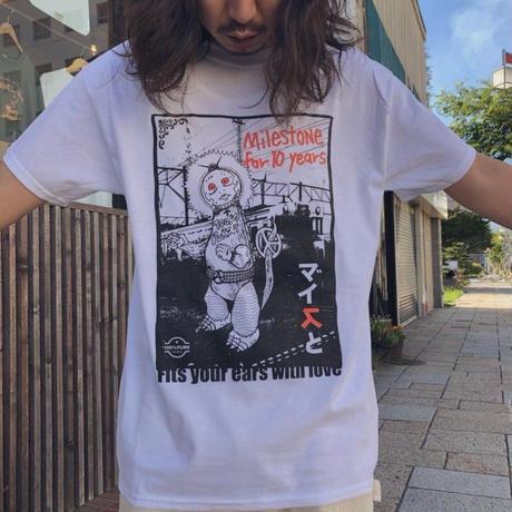 """100% PURE"" Tシャツ  designed by dEm(さんぼんぎ/YOUR BOYS/MosomosO/green!) )"