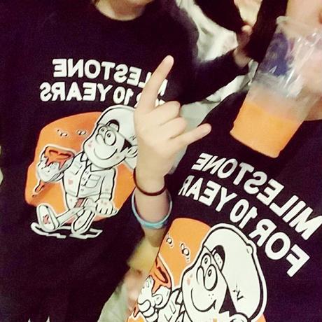 """""""ペンキBOY"""" Tシャツ"""