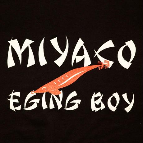 """""""MIYACO EGING BOY"""" LONG SLEEVE TEE"""