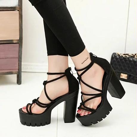 B086 Gladiator sandals