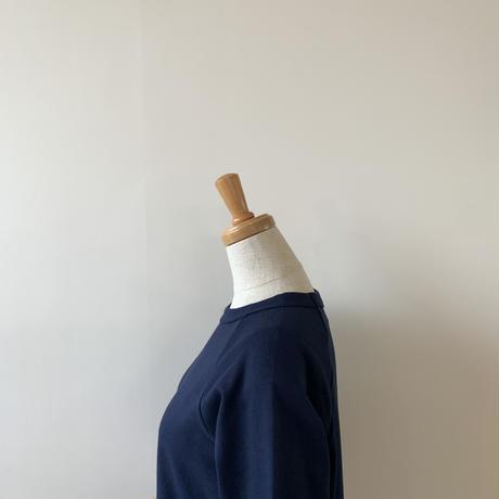 SINME  7分袖カットソー S301