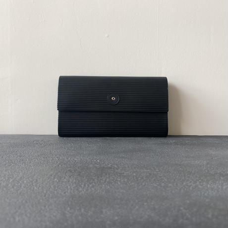 cardboard long wallet  black