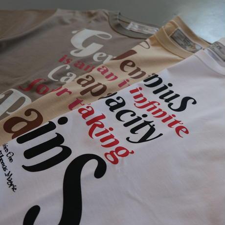 THOMAS MAGPIE collaboration BIG T-shirt 2212867