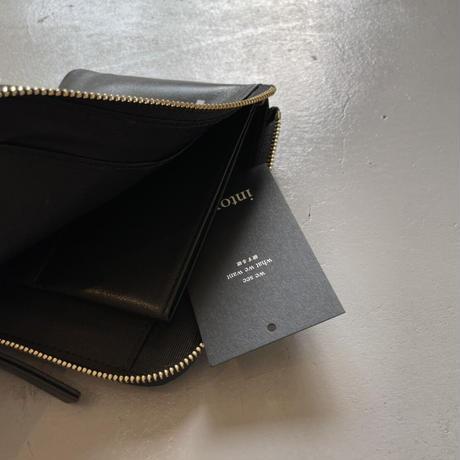 intoxic イントキシック L-zipper multi case LT-008B    black