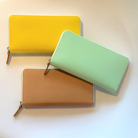 POP-UP LONG WALLET / NUDE