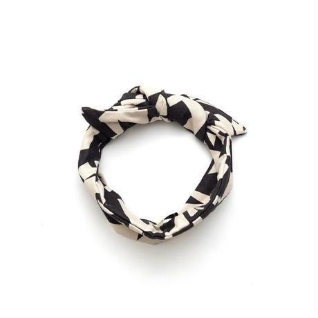 YARN&COPPER  Linen 'Athens'    ヘッドスカーフ/ミニスカーフ