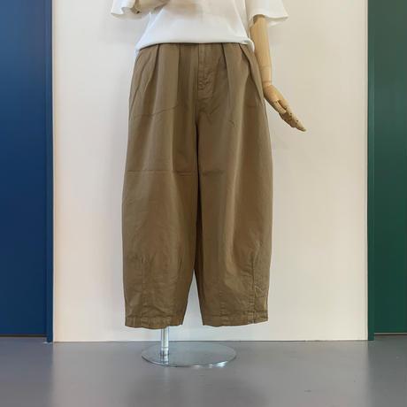 HARVESTY     CIRCUS PANTS サーカスパンツ  COL:34 KHAKI BEIGE カーキベージュ