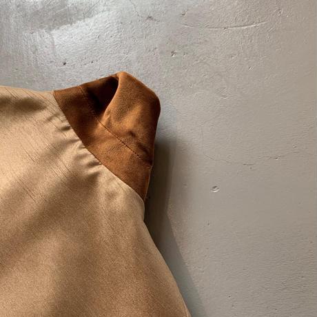 THOMAS MAGPIE  back satin vest 2203106