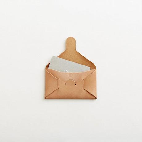 SEAMLESS CARD CASE   / SILVER