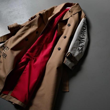 THOMASMAGPIE Logo Trench Coat【2211206】