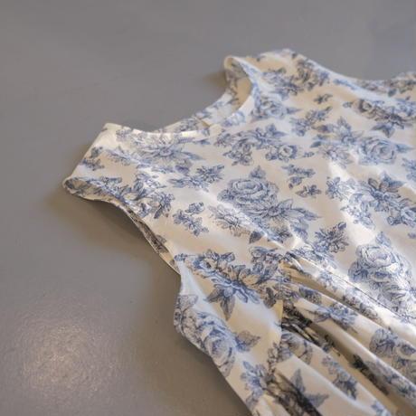 THOMAS MAGPIE flower print one-piece 2212408 IVORY