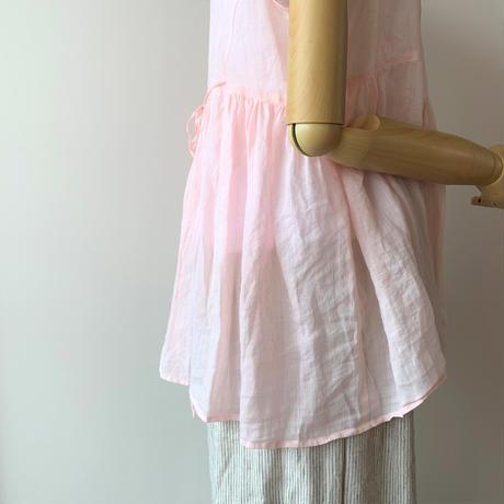 suzukitakayuki      band‐sleeve blouse  pink