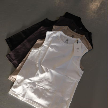 BATONER  LADY'S   PACK TANK TOP(DEGREASE COTTON)   BN-21SL-046