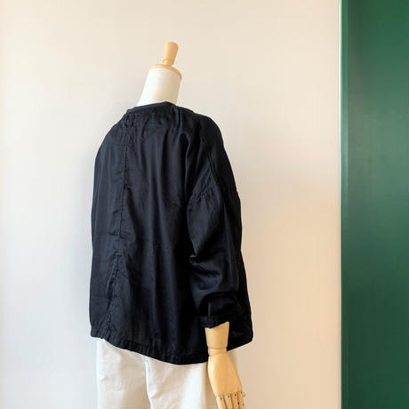 HARVESTY  ATELIER SHIRT(アトリエシャツ)A31801 BLACK