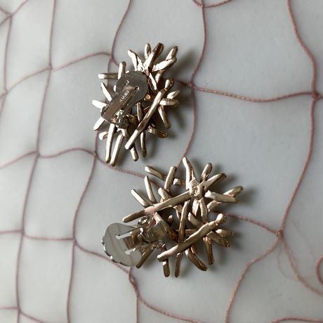 Monica Castiglioni   SACCHE  EARRING    Bronze  MR17165