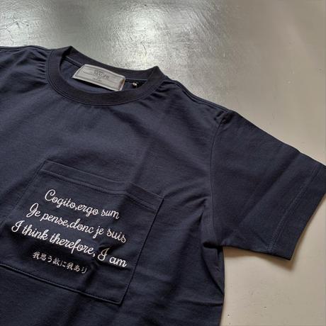 THOMAS MAGPIE Short T-shirt 我思う故に我あり 2203854