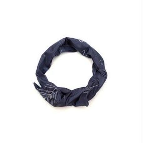 YARN&COPPER     Silk 'Magnolia'    ヘッドスカーフ/ミニスカーフ