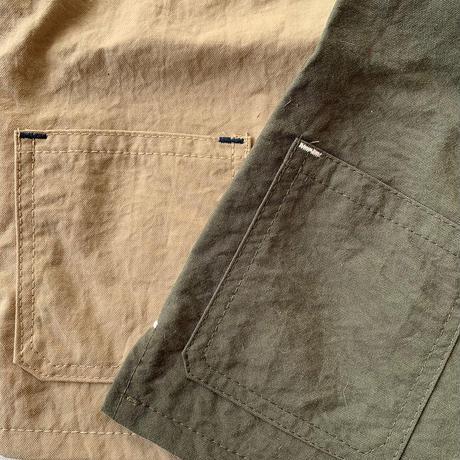ナイロンVネックジャケット (150-160cm)
