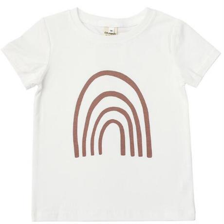 シンプルレインボーTシャツ