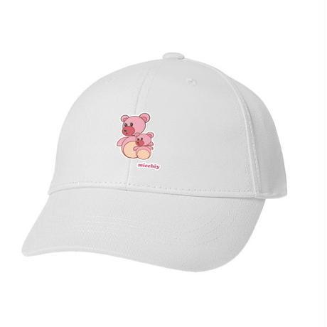 帽子 キャップ  クマ親子