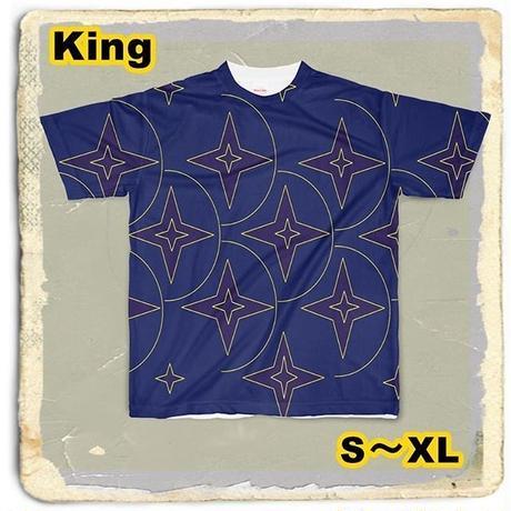 Tシャツ 半袖 キング 3カラー S~XL