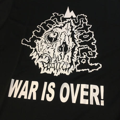 huntstored『WAR IS OVER LONG SLEEVE 』