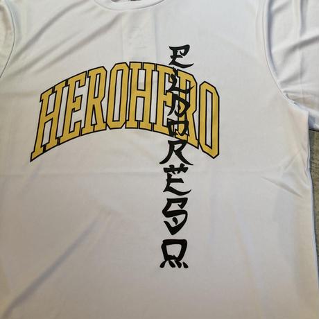 ELDORESO『Herohero Tee』(White)