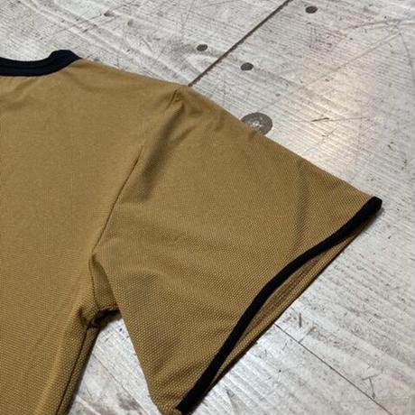 BUDO『Mountain Pass top Short_Sleeve』(yellow ocher)