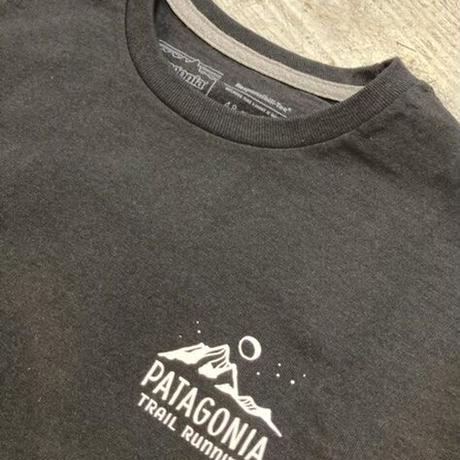 patagonia『Men's RIDGELINE RUNNER RESPONSIBILI Tee』(Black)