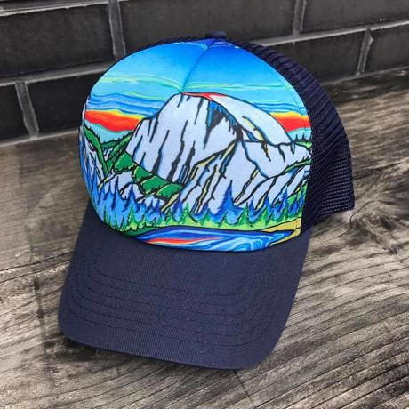 NORTHWEST TRUCKER CAP 『Yosemite Half Dome』