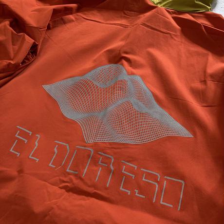 ELDORESO『Distance Parka』(Orange)