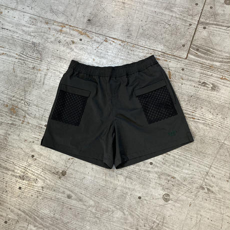 BUDO『PROTECT MESH SHORTS 』(black)