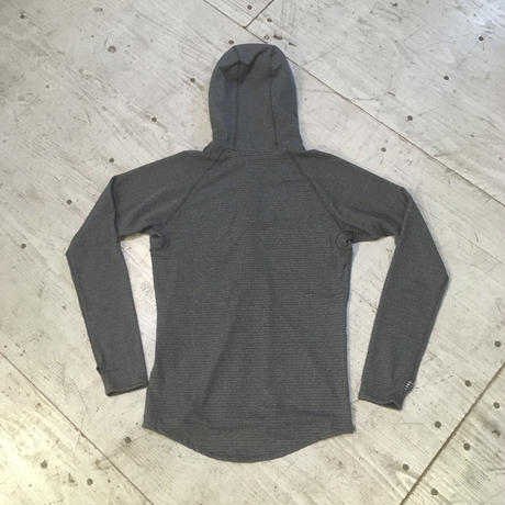 ANSWER4 『 Power Grid™ Full-Zip Hoodie』(Charcoal Gray)