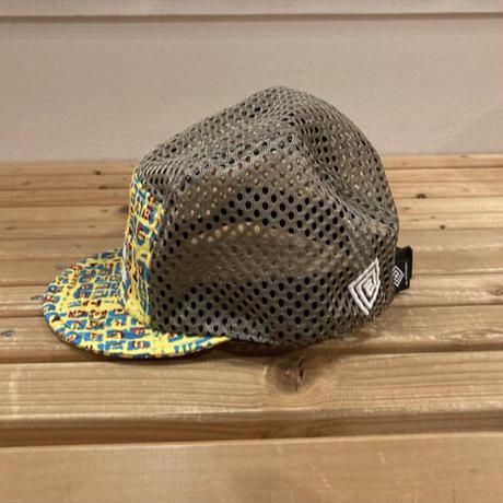 ELDORESO『Pietri Short Brim Cap』(Lemon)